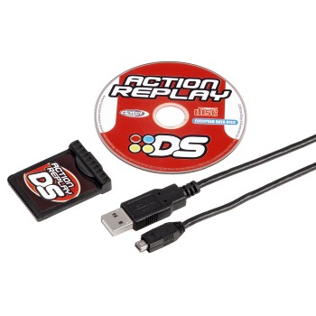 how to put action replay codes on ds