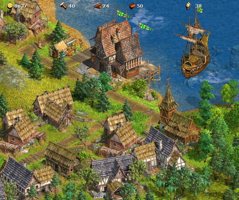 Anno 1503: Treasures, Monsters, and Pirates