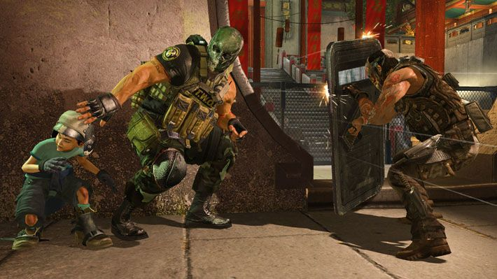 army of two 40th day. Army of Two: The 40th Day