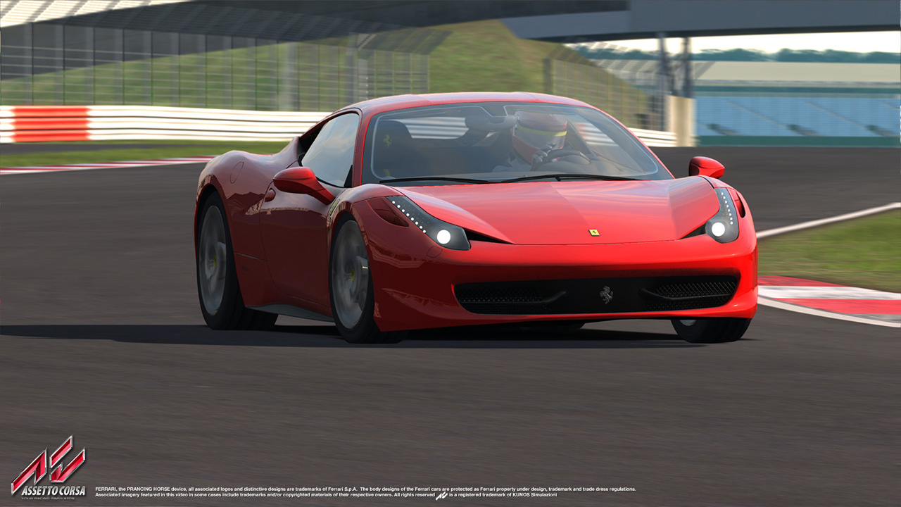 assetto corsa disponibile in early access su steam. Black Bedroom Furniture Sets. Home Design Ideas