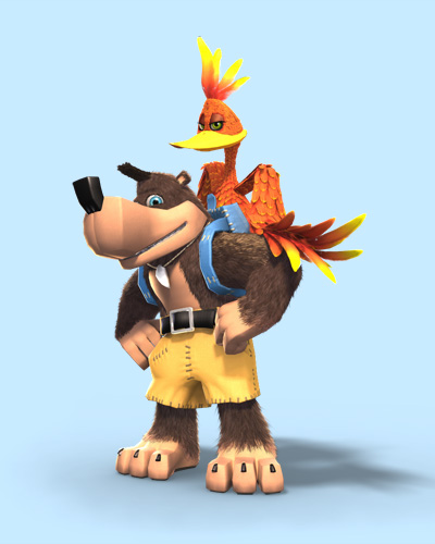 Banjo e Kazooie: Nuts and Bolts
