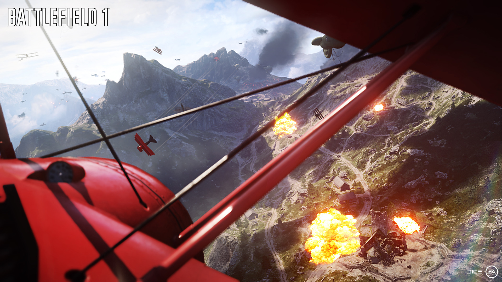 Battlefield 1 supporta su PC le DirectX 12
