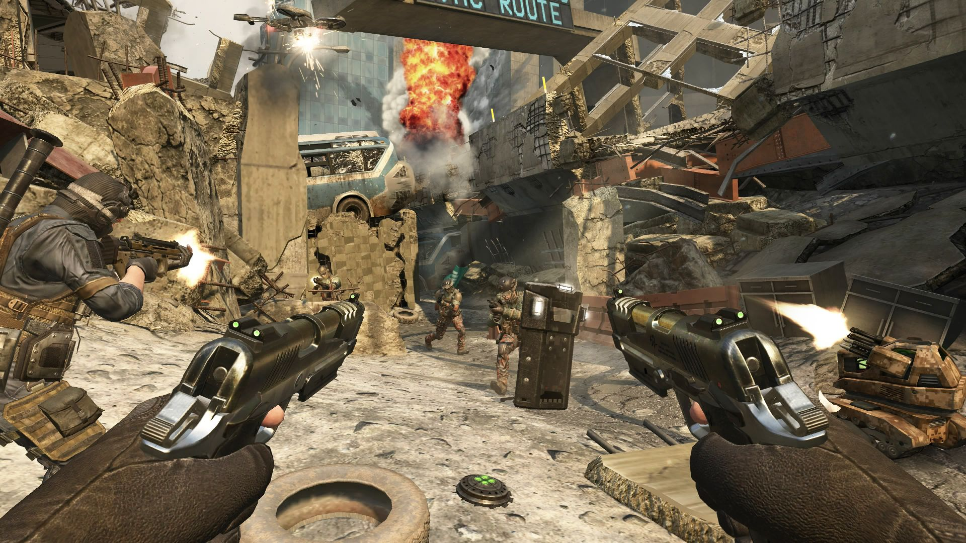 Immagine Call of Duty Black Ops 2