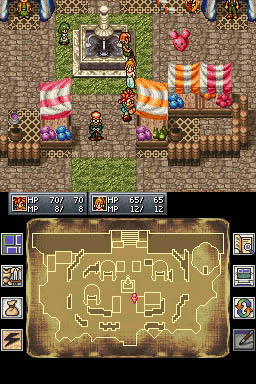 Data PAL per Chrono Trigger DS