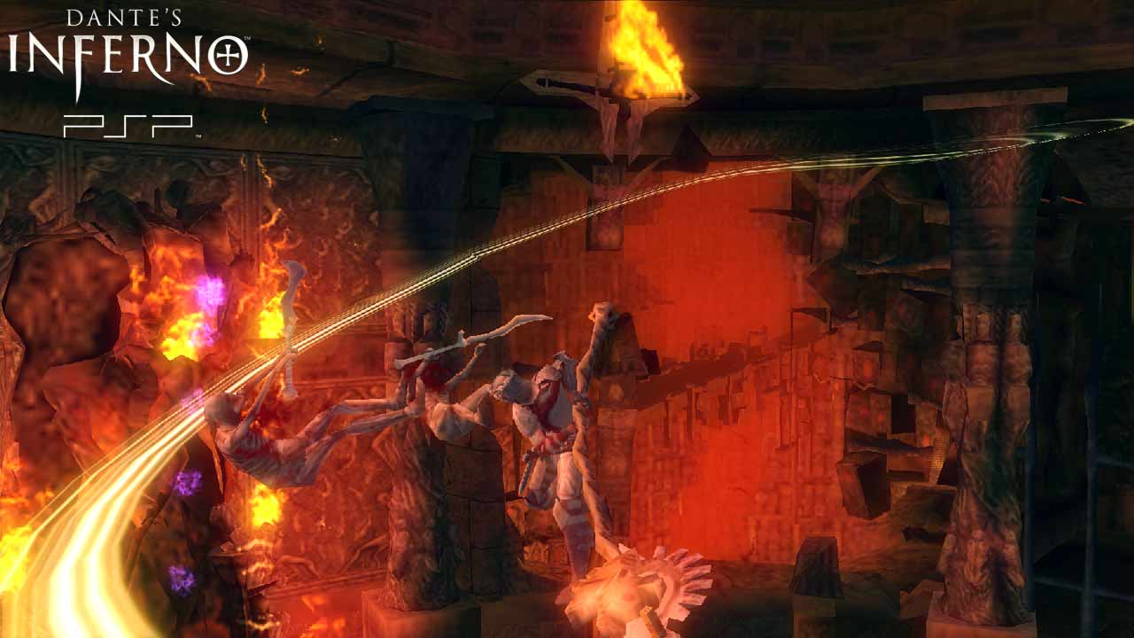 Immagini Dante\u0026#39;s Inferno (PlayStation 3, Xbox 360, PSP) | VGNetwork it