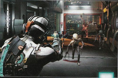E' Halloween anche per Dead Space 2