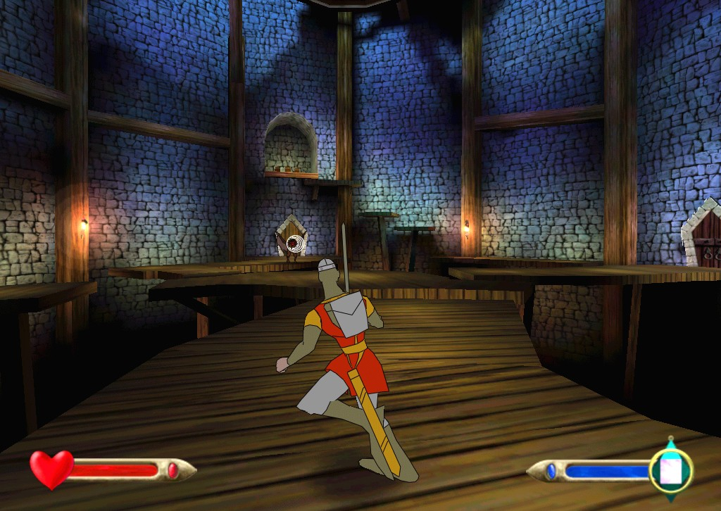 Dragon's Lair 3D: Special Edition