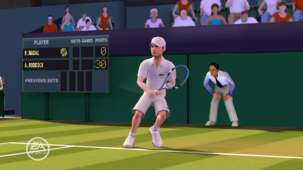 EA Sports Grand Slam Tennis