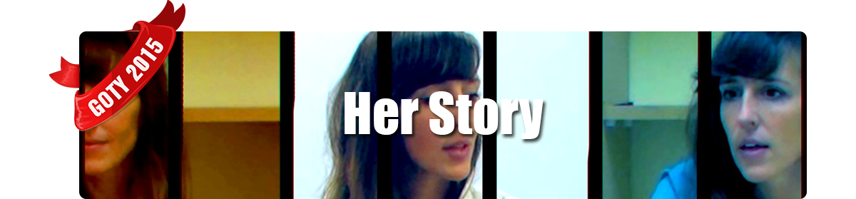 Game of The Year 2015 - Miglior Sorpresa - Her Story