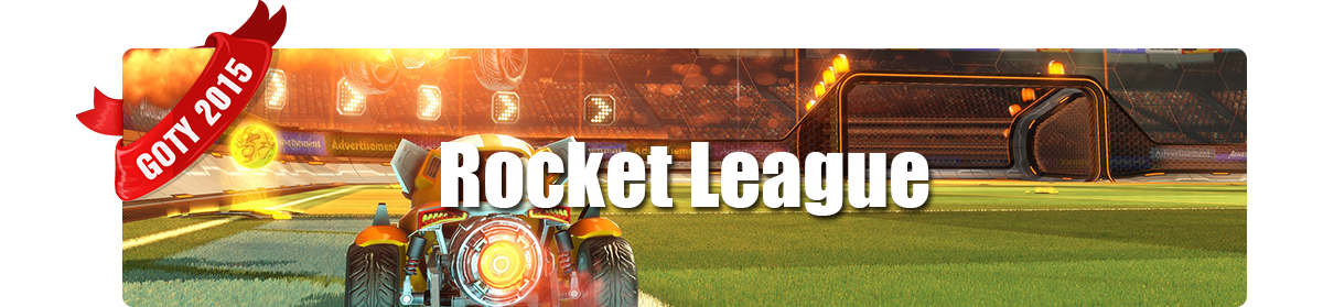 Game of The Year 2015 - Miglior Gioco PlayStation 4 - Rocket League