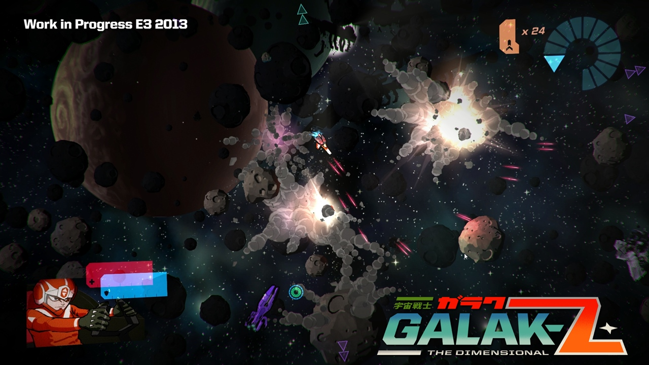 GALAK-Z: The Dimensional