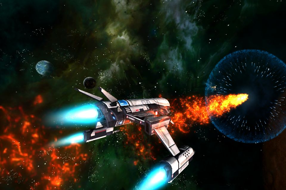 Galaxy On Fire 2 HD - Valkyrie