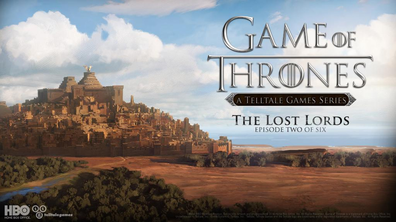 Game of Thrones: Episode 2 - The Lost Lords