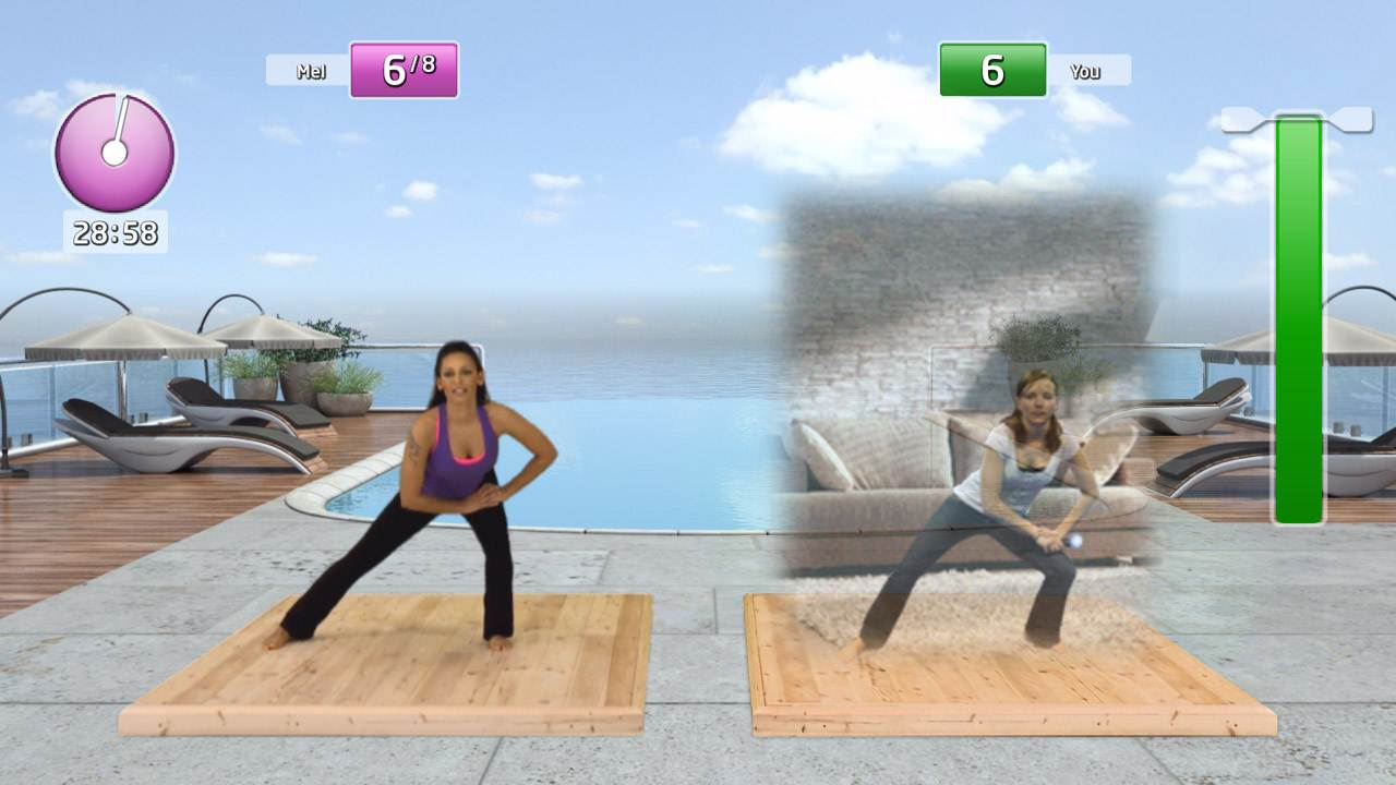 Get Fit With Mel B (PS3) (2010)
