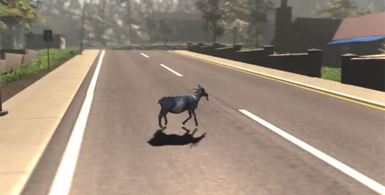 Goat Simulator in super-offerta!