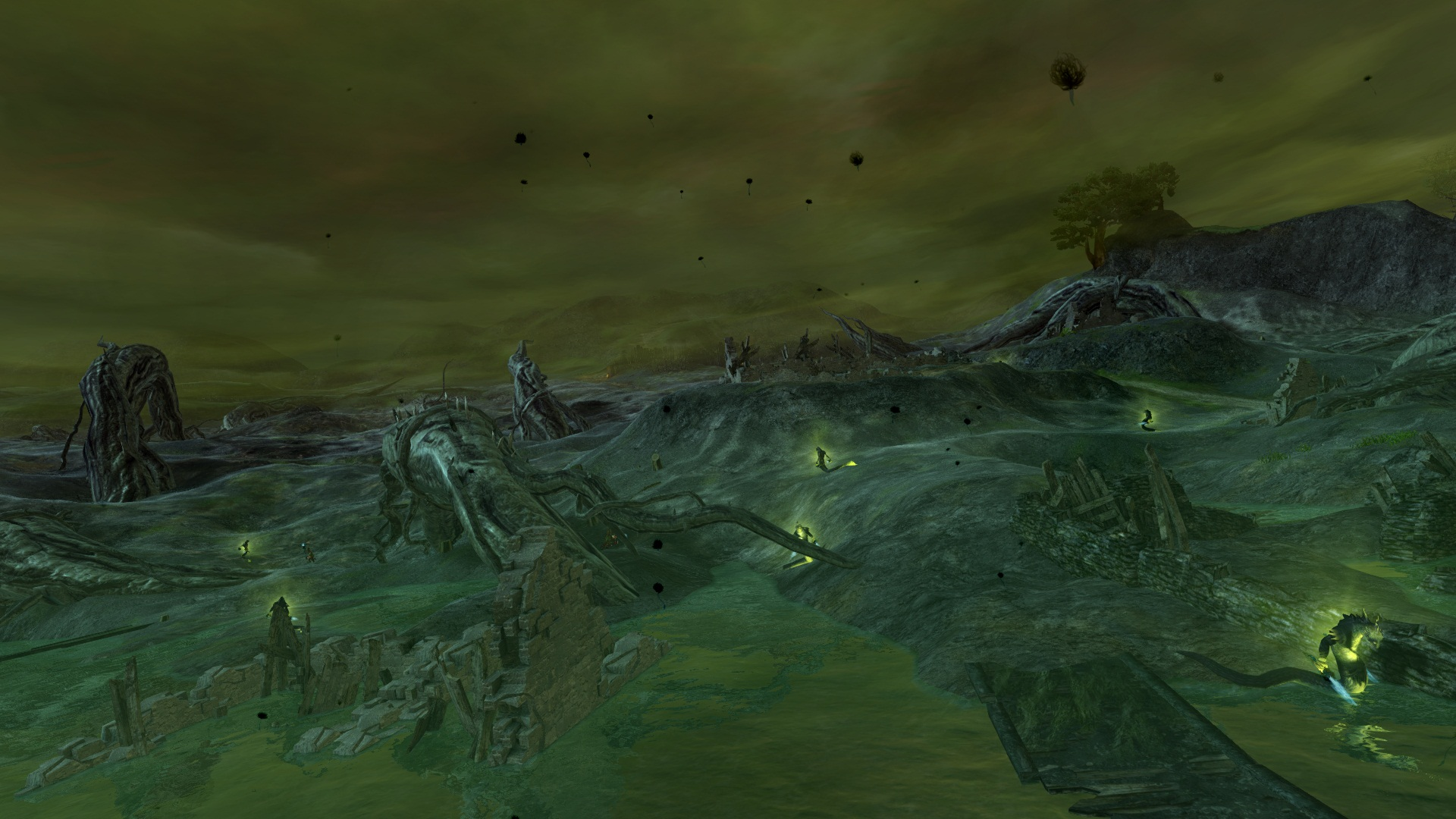 Disponibile Tower of Nightmares per Guild Wars 2
