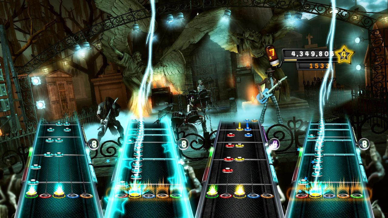 Kurt Cobain in Guitar Hero 5!