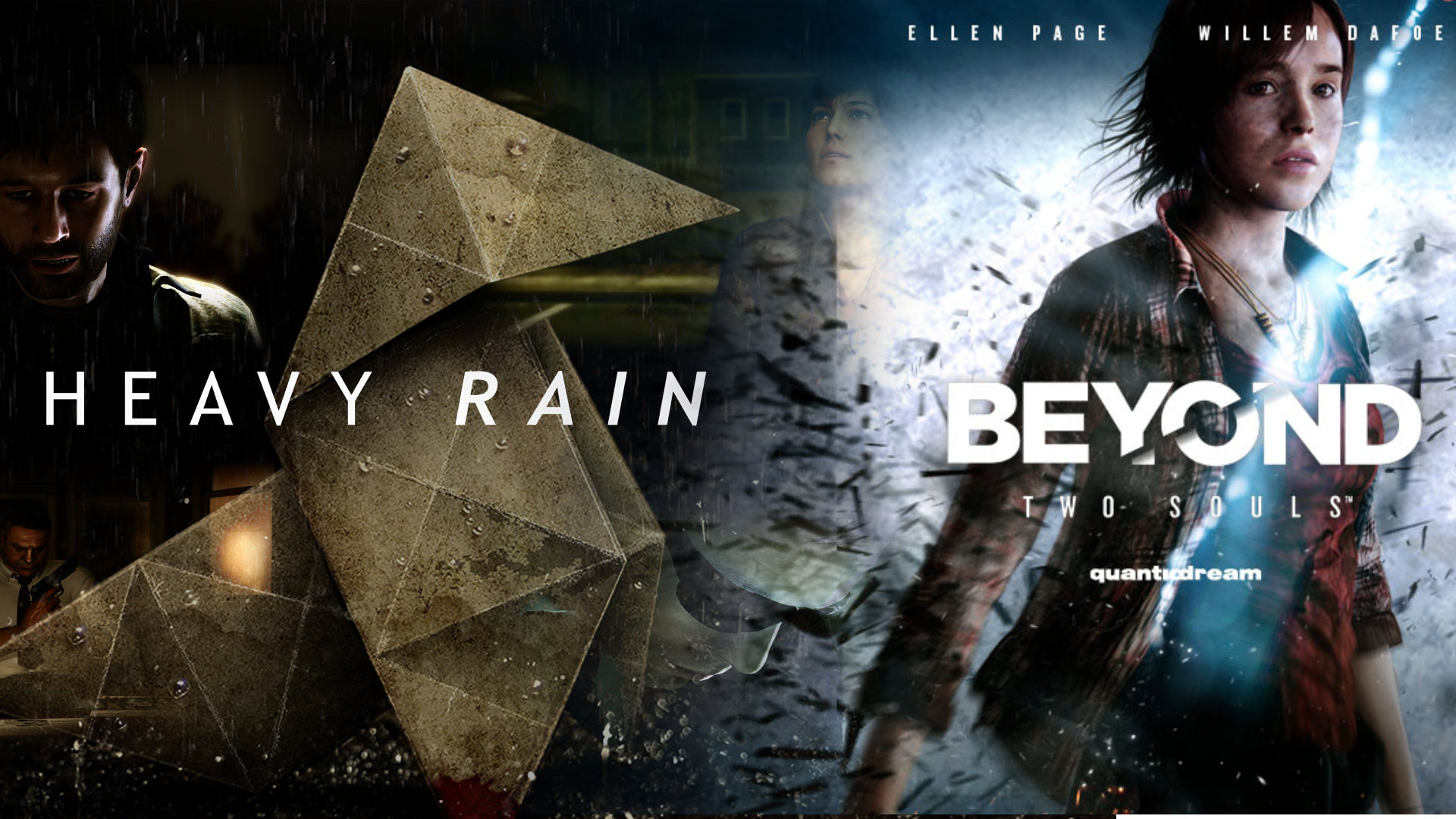 Heavy Rain & Beyond: Due Anime Collection