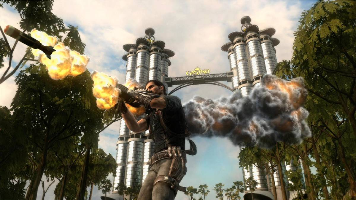 just cause 2 03 - Just Cause 2 (�n inceleme)