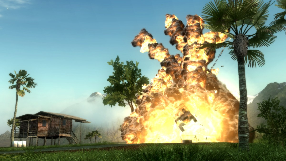 just cause 2 07 - Just Cause 2 (�n inceleme)