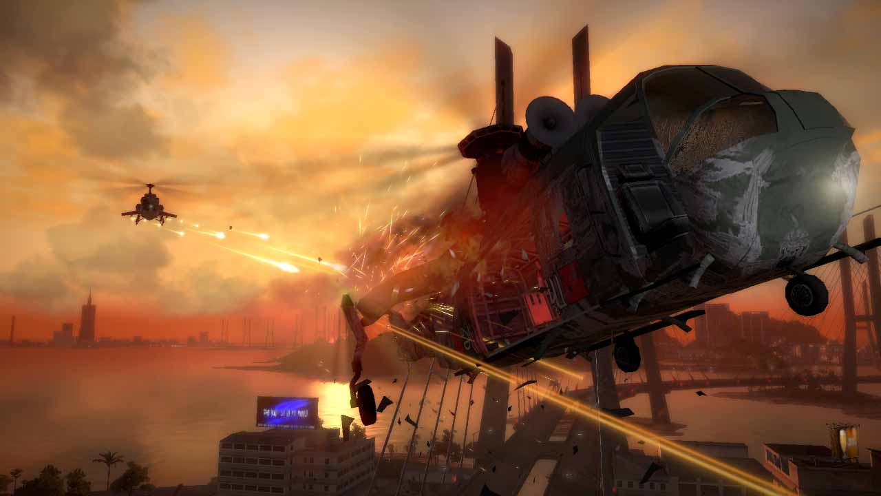 just cause 2 16 - Just Cause 2 (�n inceleme)