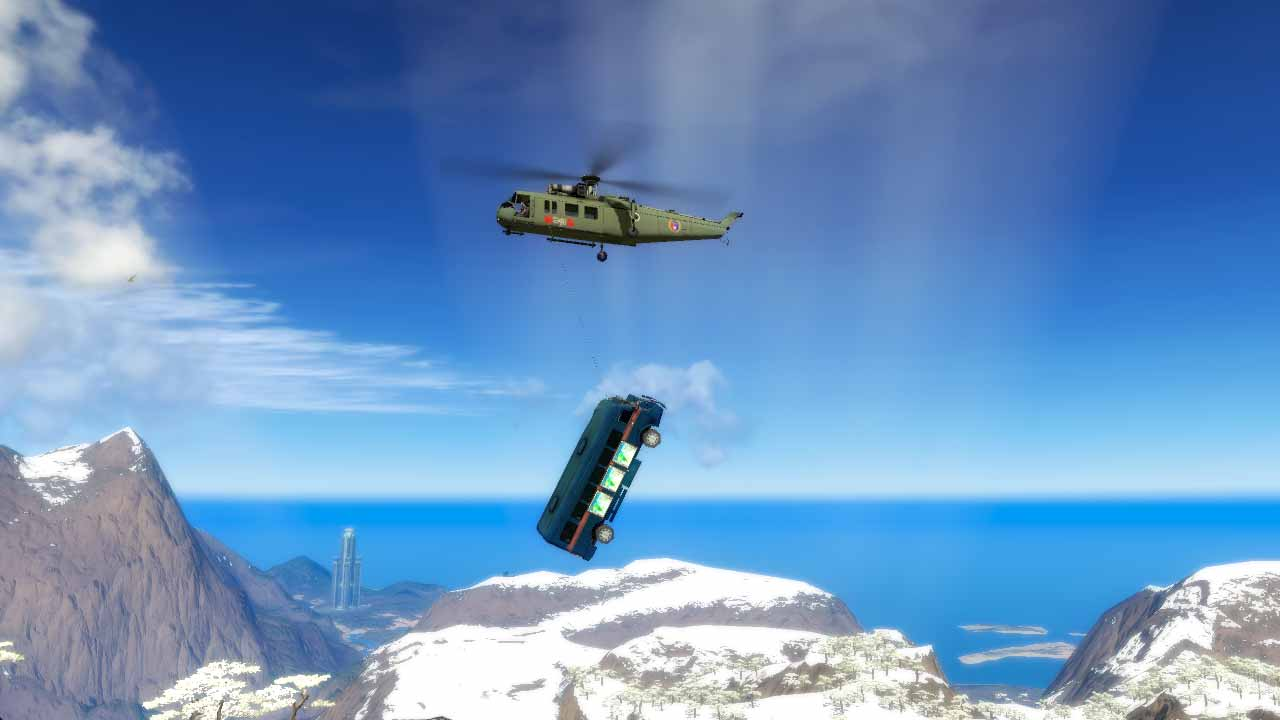 just cause 2 18 - Just Cause 2 (�n inceleme)