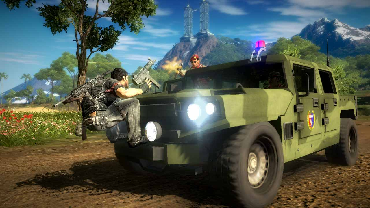 just cause 2 20 - Just Cause 2 (�n inceleme)