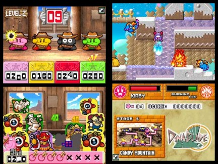 Kirby Mouse Attack [Test Nintendo DS] Kirby-Super-Star-Ultra-03