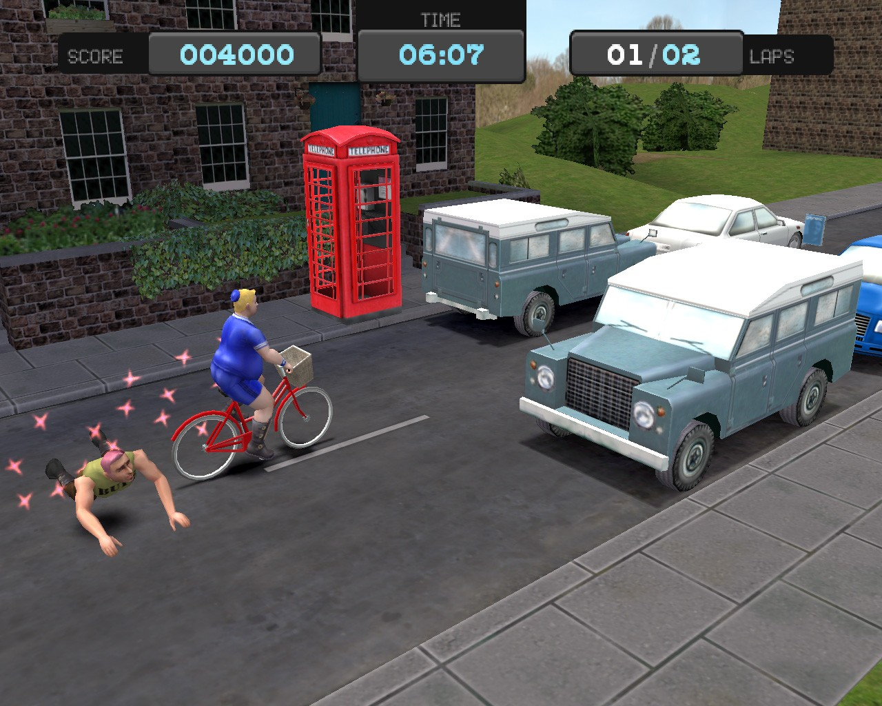 little britain game cheats