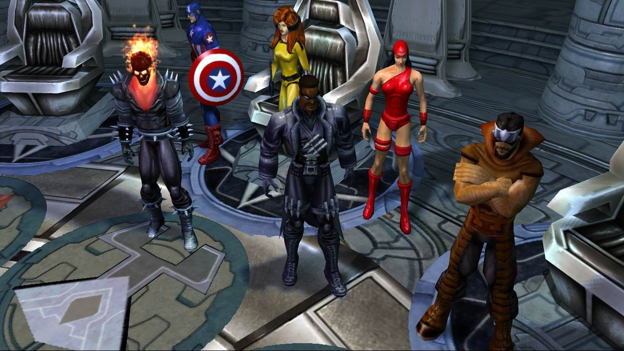 Marvel: ultimate alliance 1 and 2 rated for current gen — geektyrant.