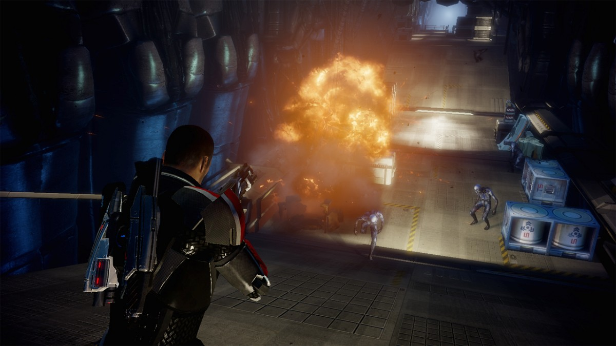 Nuovo developer diary per Mass Effect 2