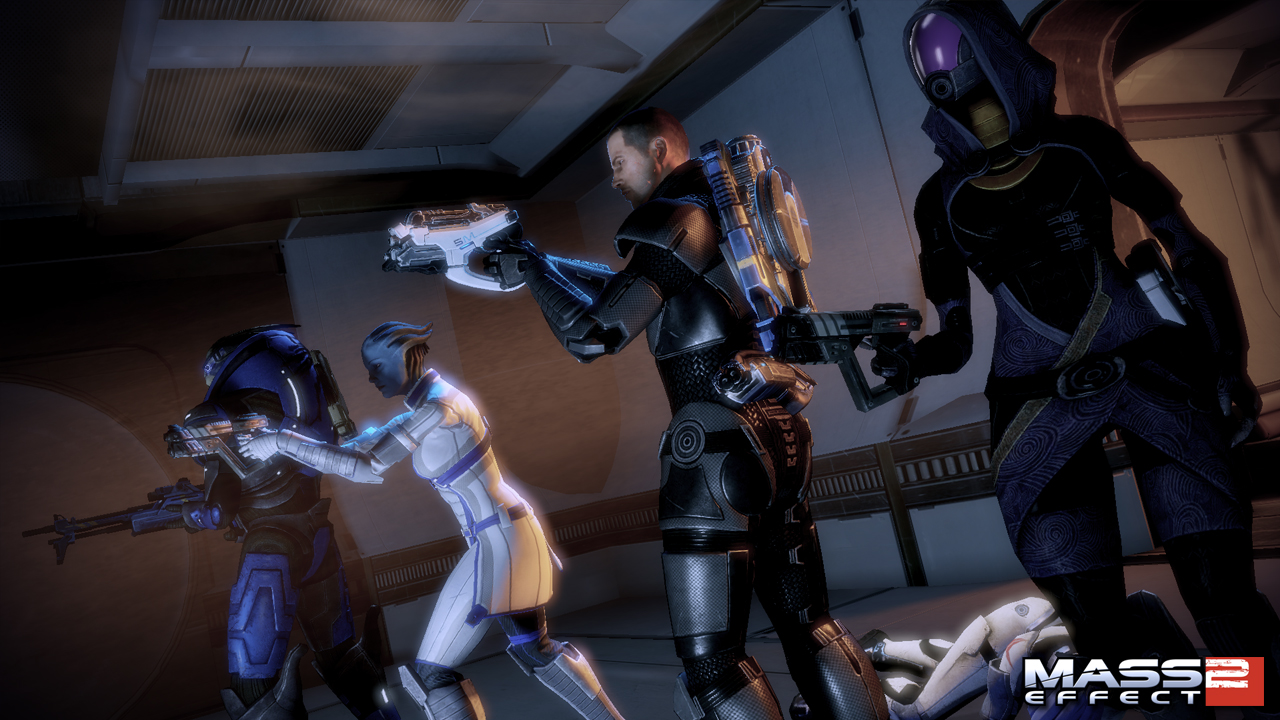 Mass Effect 2: Lair of the Shadow Broker in arrivo