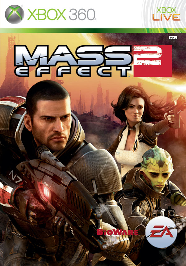 Mass Effect 2: le cover ufficiali!