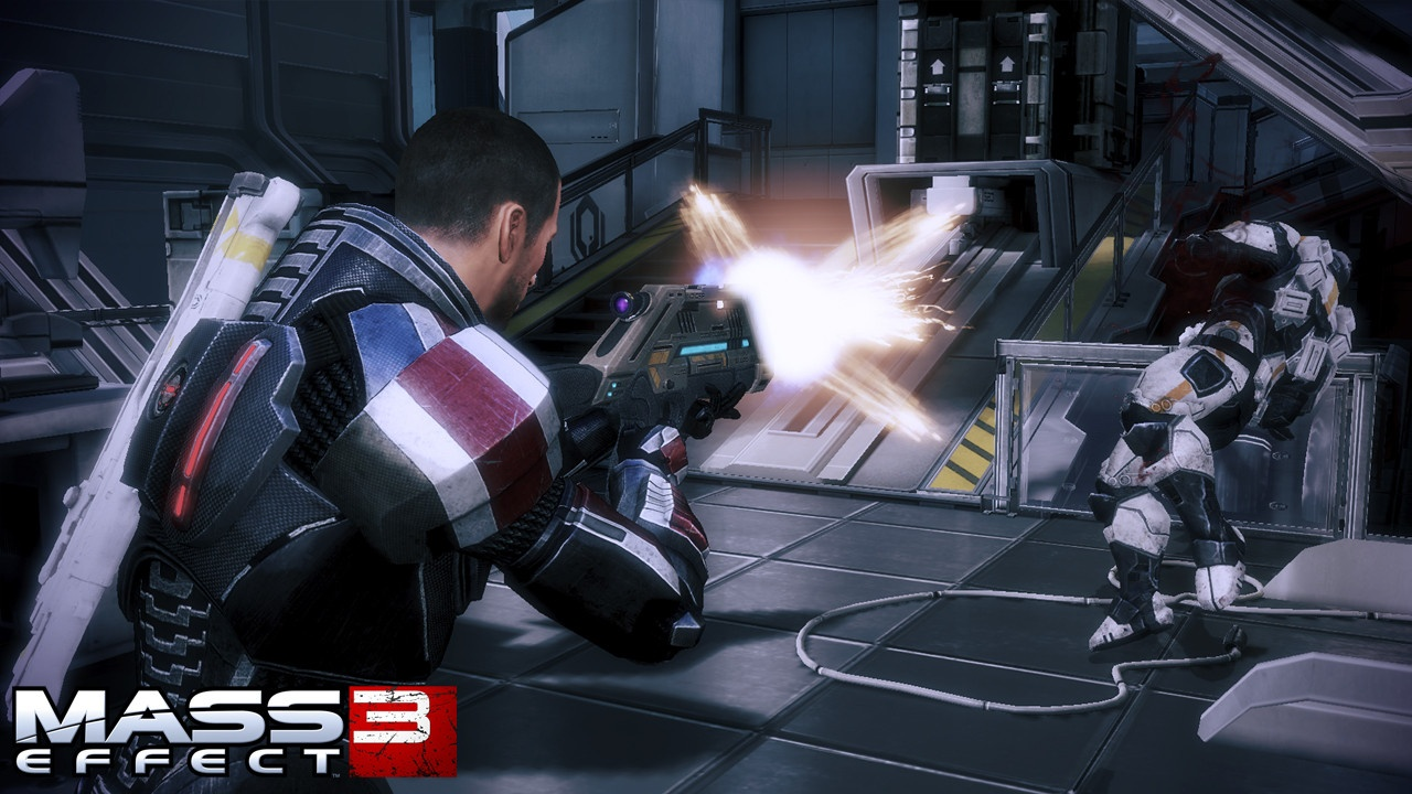 Disponibile Mass Effect 3: Extended Cut