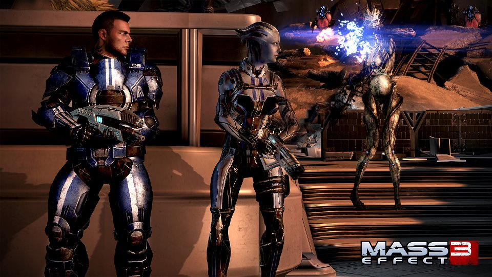 Spot TV per Mass Effect 3
