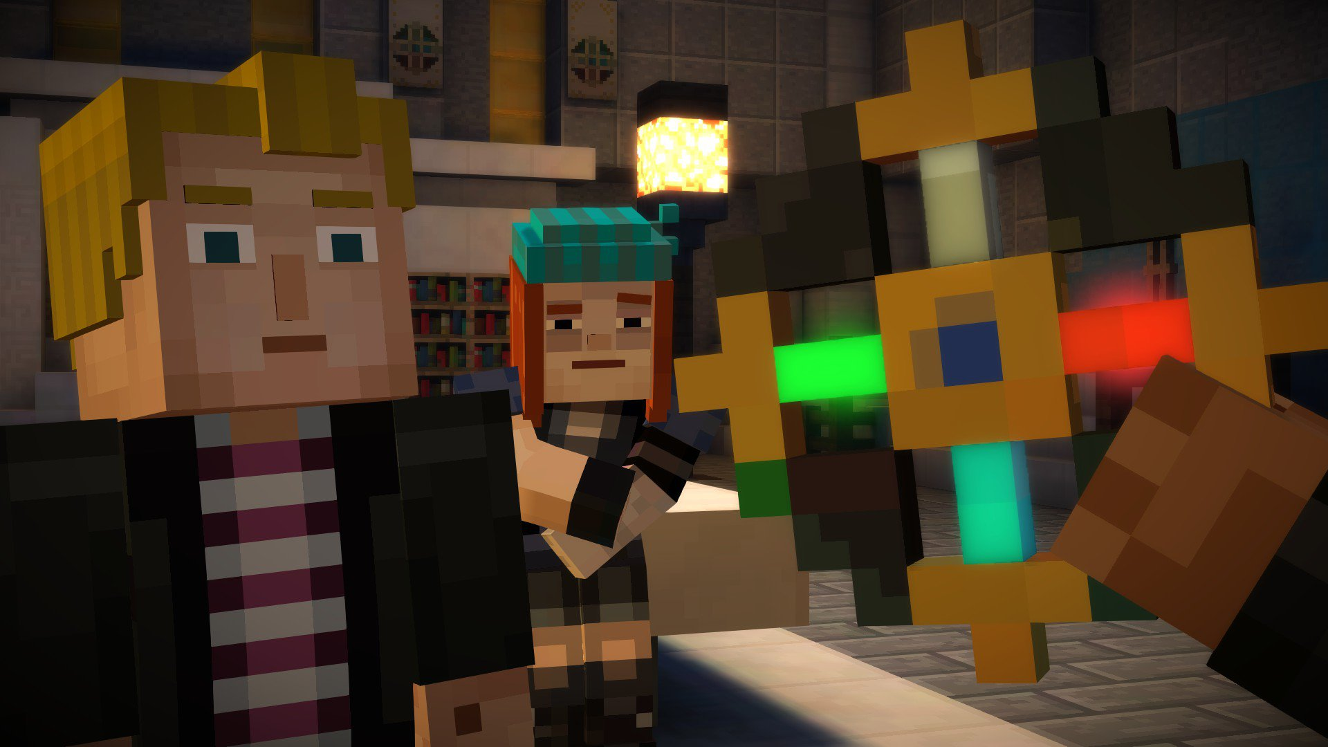 Minecraft: Story Mode - Episode Three: The Last Place You Look
