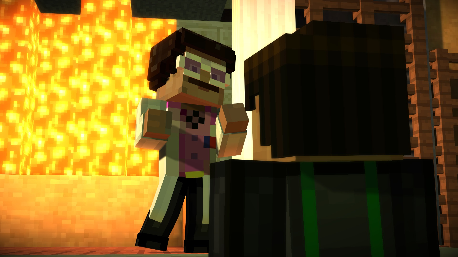 Minecraft: Story Mode - Episode Two: Assembly Required