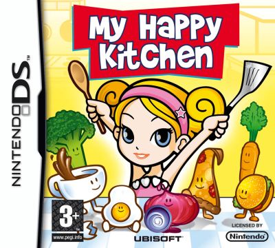 My Happy Kitchen DS