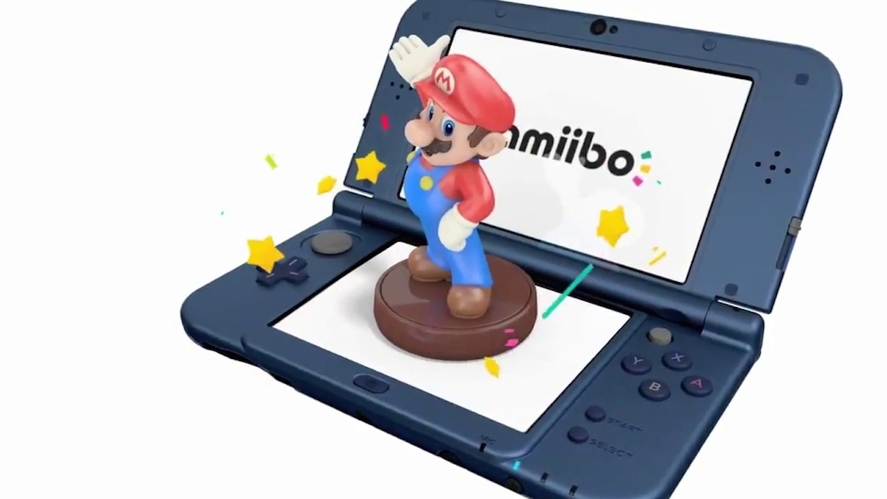 Amiibo su New Nintendo 3DS
