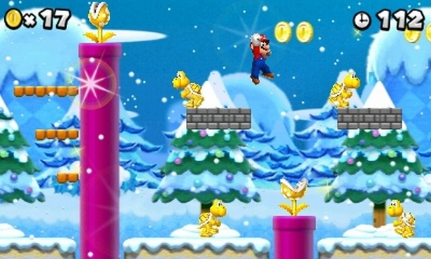 Immagine di New Super Mario Bros. 2 per Nintendo 3DS