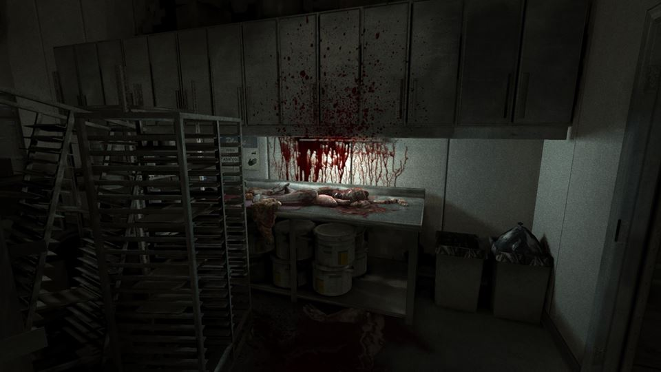 Outlast - Whistleblower