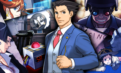 Phoenix Wright: Ace Attorney: Dual Destinies