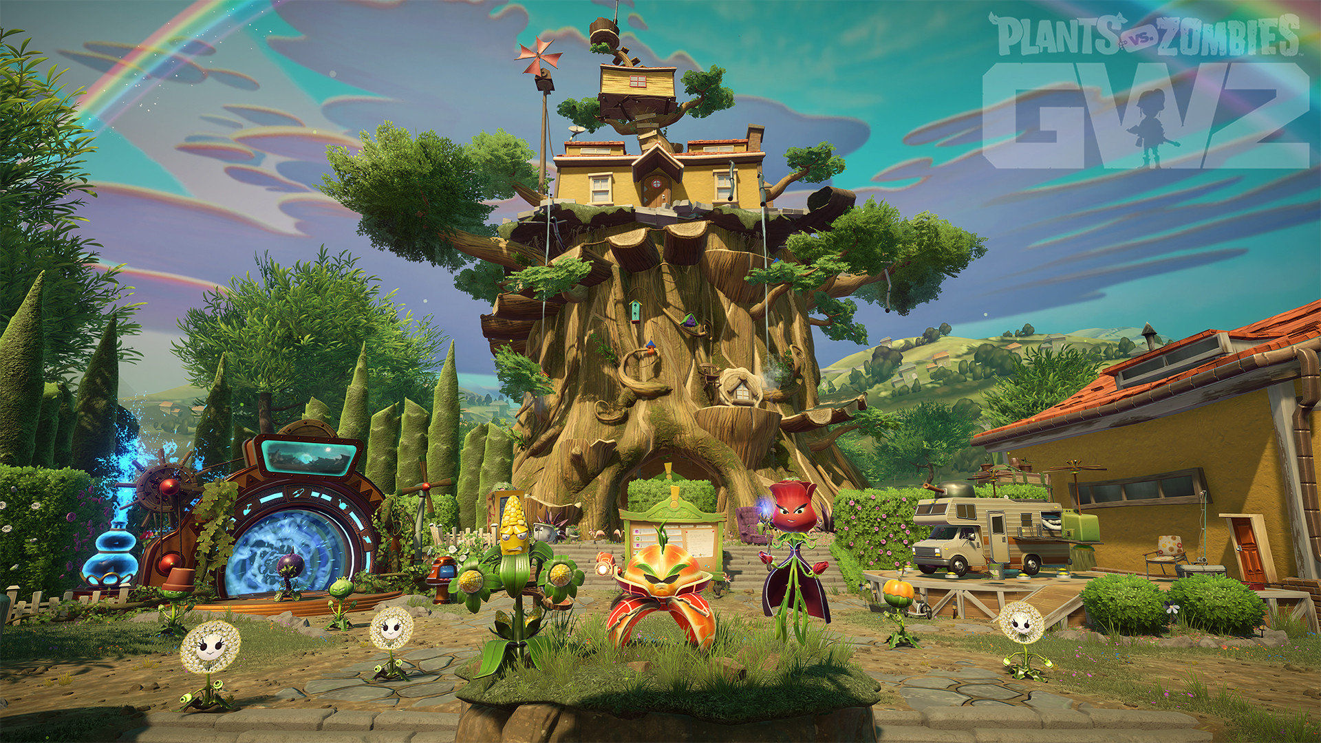 Plants Vs Zombies Garden Warfare 2 Hands On