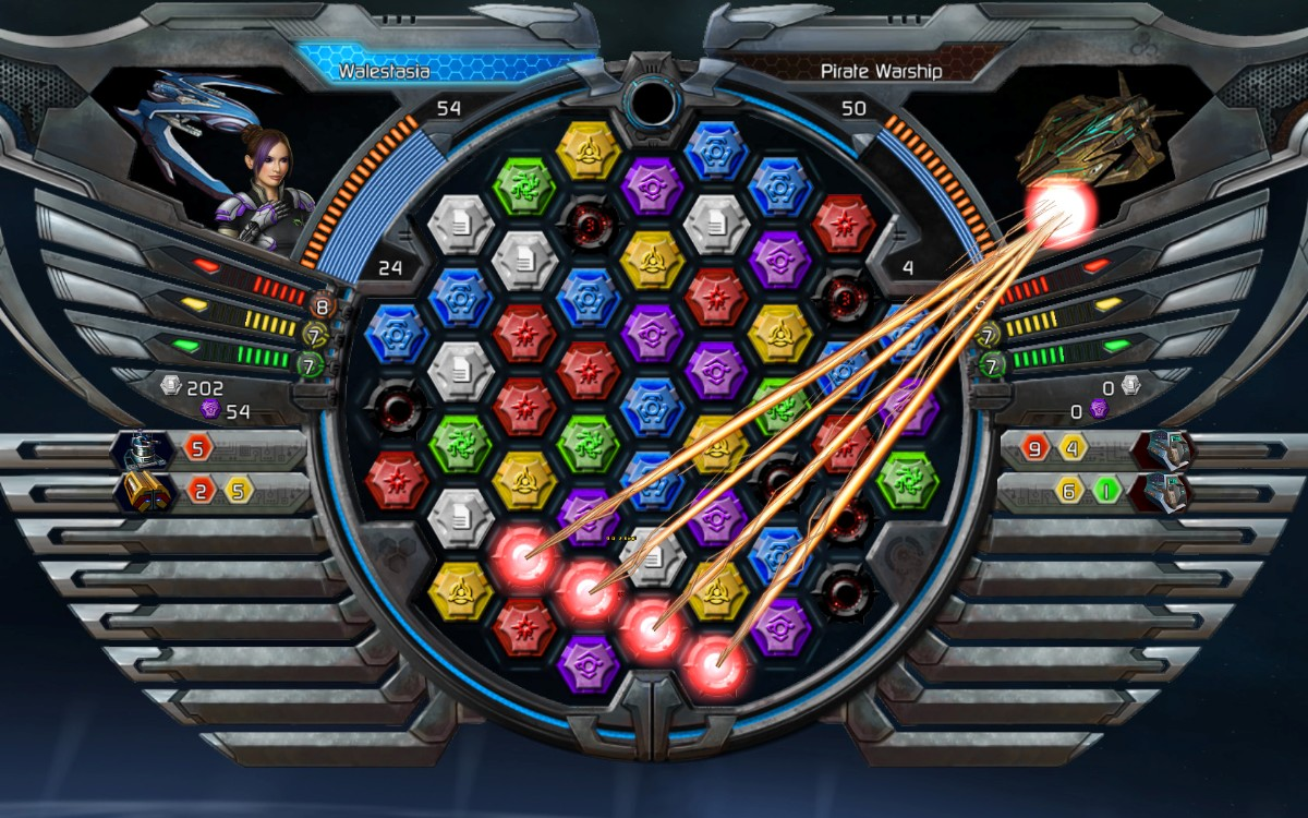 puzzle quest galactrix full game free pc download play puzzle