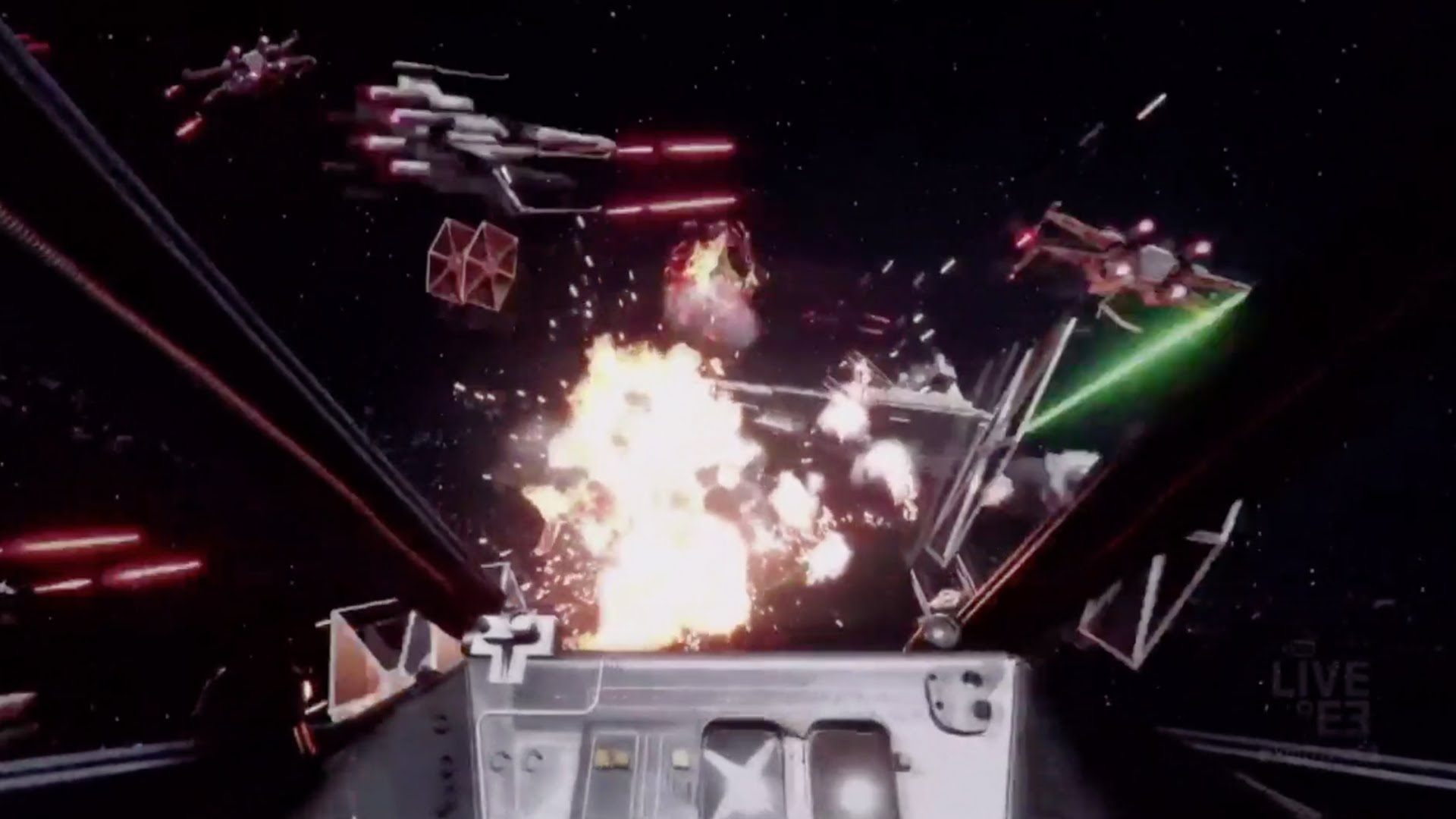 Star Wars Battlefront - Rogue One: X-Wing VR Mission