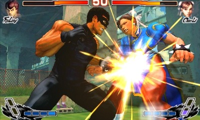 Super Street Fighter IV 3D Edition pronto al lancio