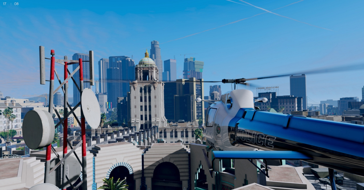 The Pinnacle Of V: una mod che ricostruisce GTA V dalle fondamenta