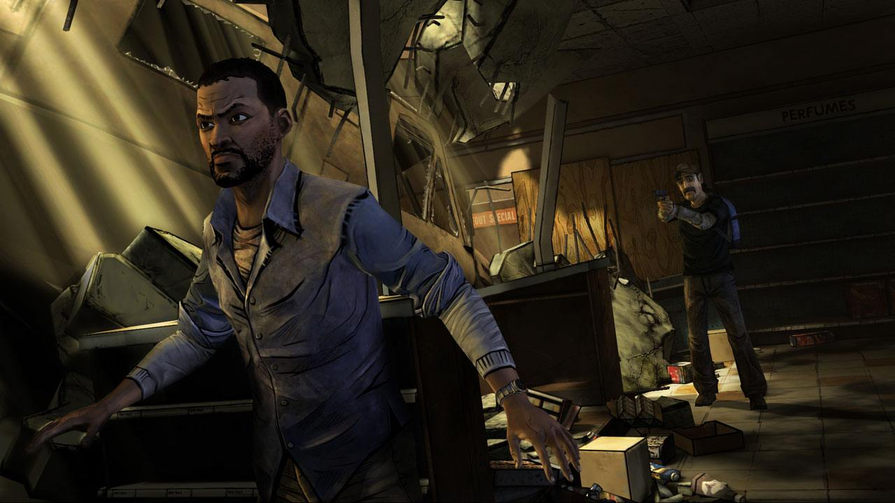 The walking dead episode three long road ahead recensione