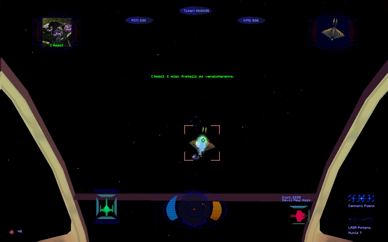 Wing commander 3 memes for Wing commander prophecy