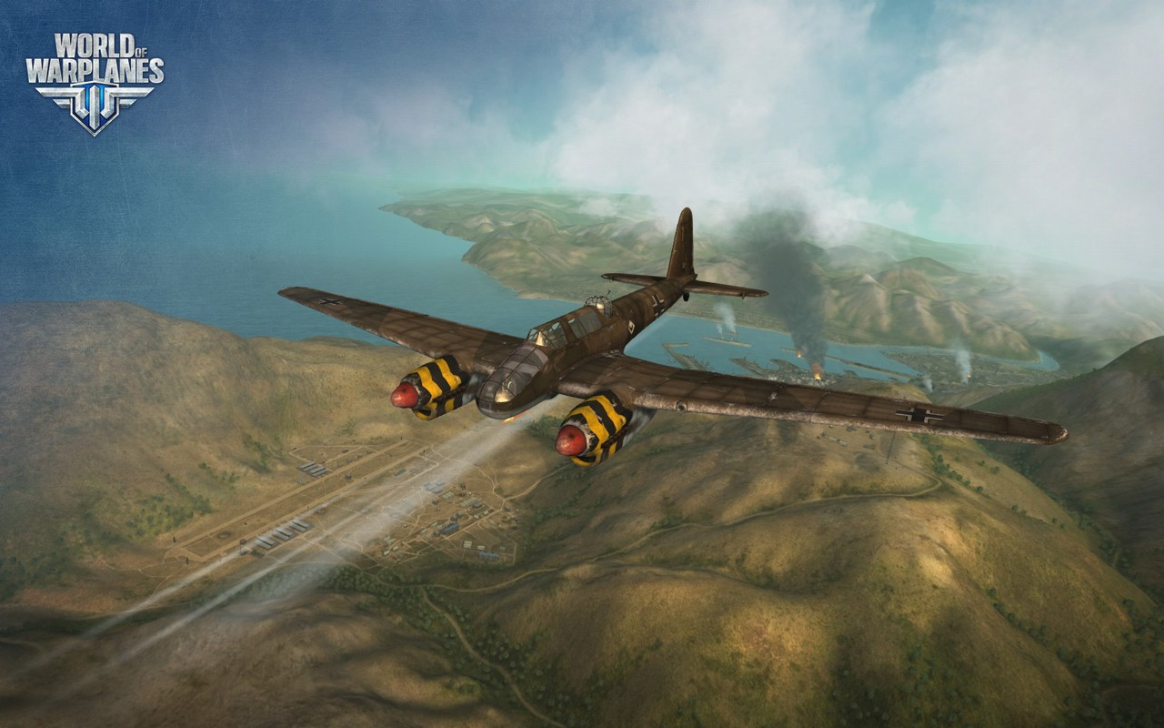 Update per World of Warplanes